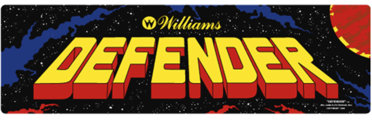 Defender by Williams - Classic Arcade Games Reviewed