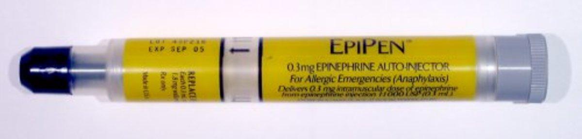 An EpiPen