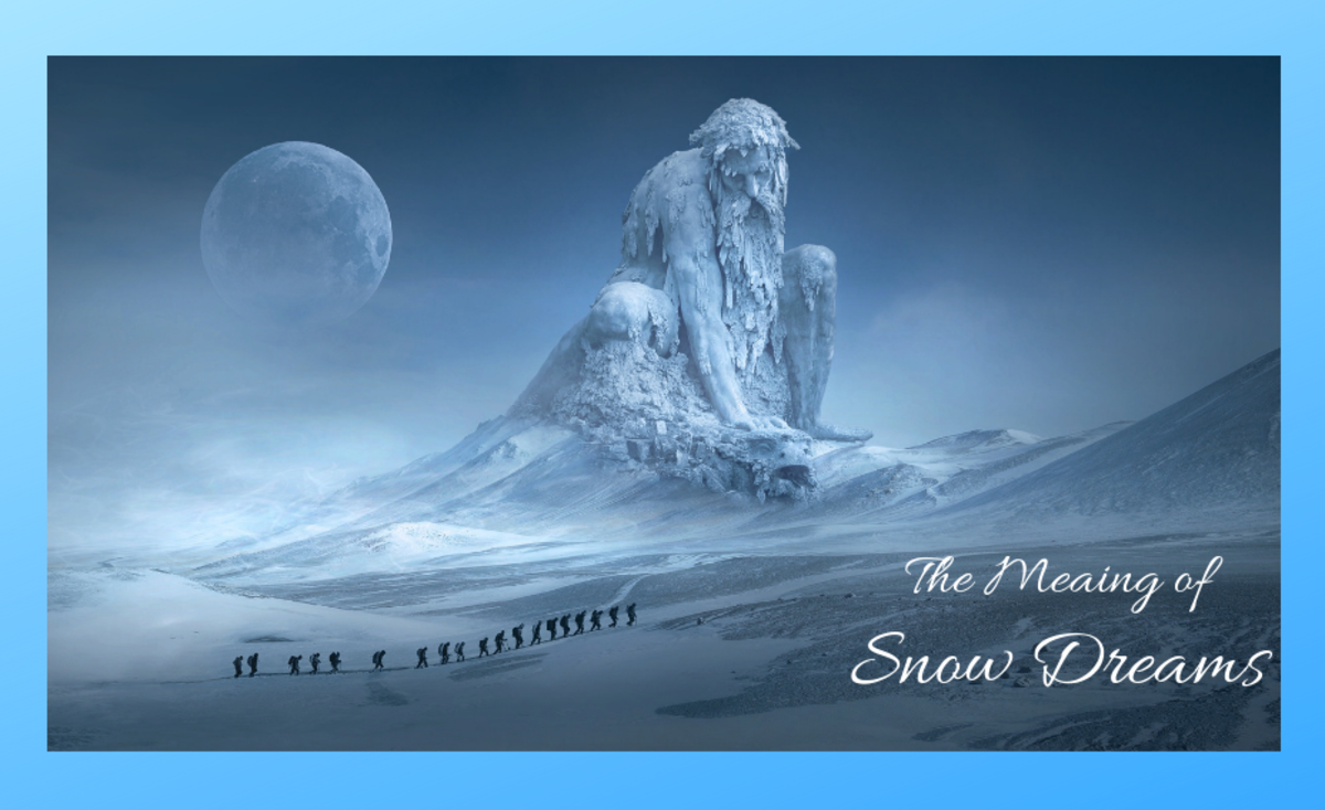 What Does Snow Mean in Dreams?