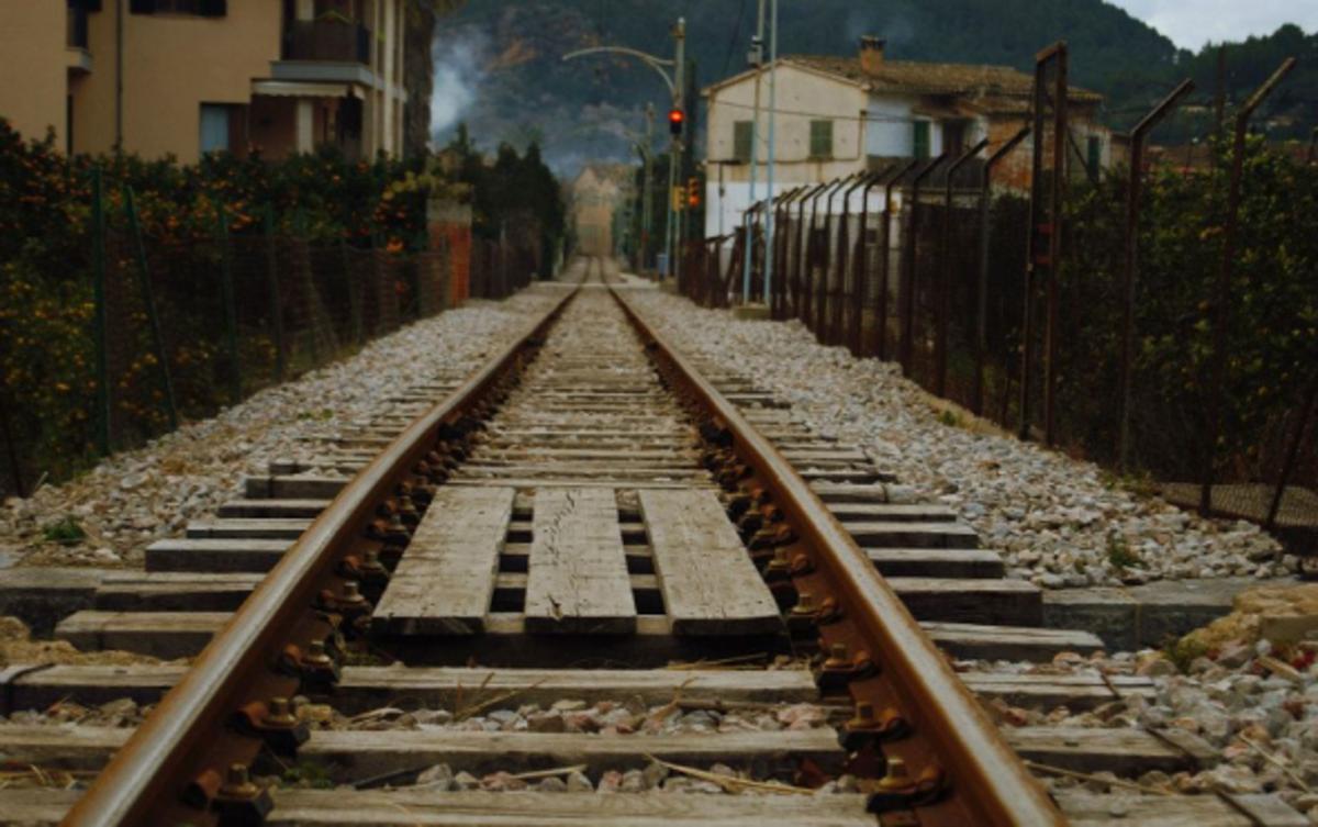 Tramvia Tracks in Soller