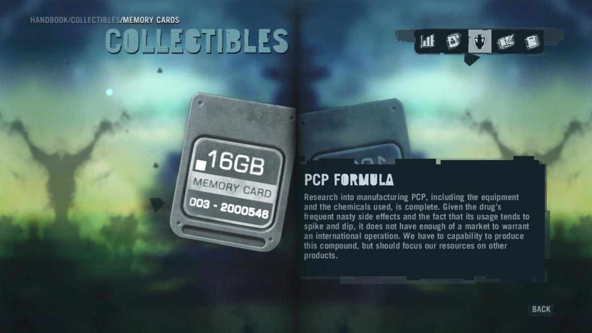 Far Cry 3 Collectibles - Memory to Spare achievement: Memory Card 19.
