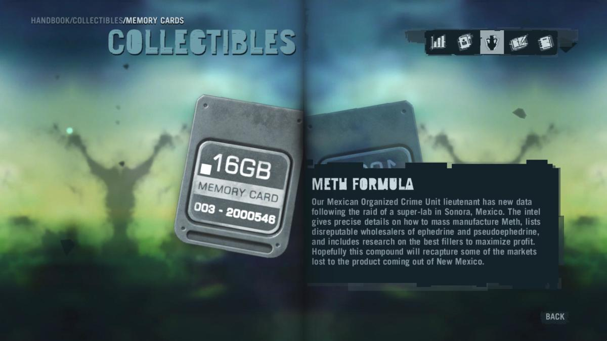 Far Cry 3 Collectibles - Memory to Spare achievement: Memory Card 16.