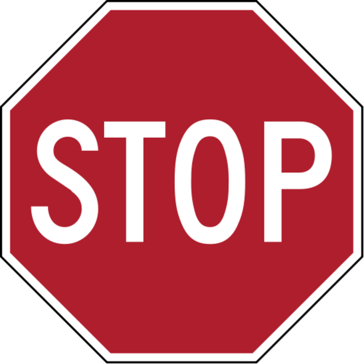 How to Make a Craft Stop Sign
