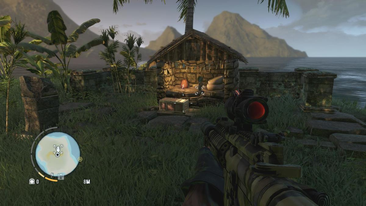 Archaeology 101 - Gameplay 05: Far Cry 3 Relic 98, Heron 8.