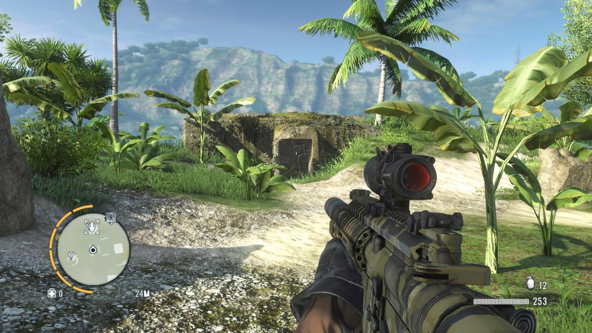 Archaeology 101 - Gameplay 01: Far Cry 3 Relic 80, Boar 20.