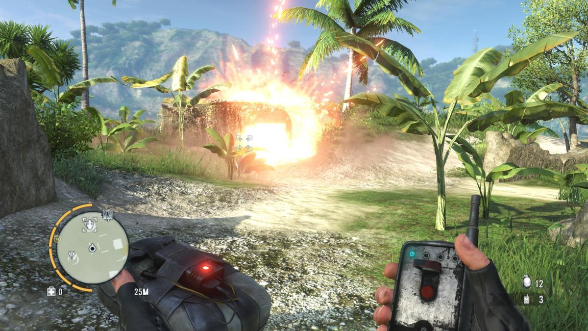 Archaeology 101 - Gameplay 03: Far Cry 3 Relic 80, Boar 20.