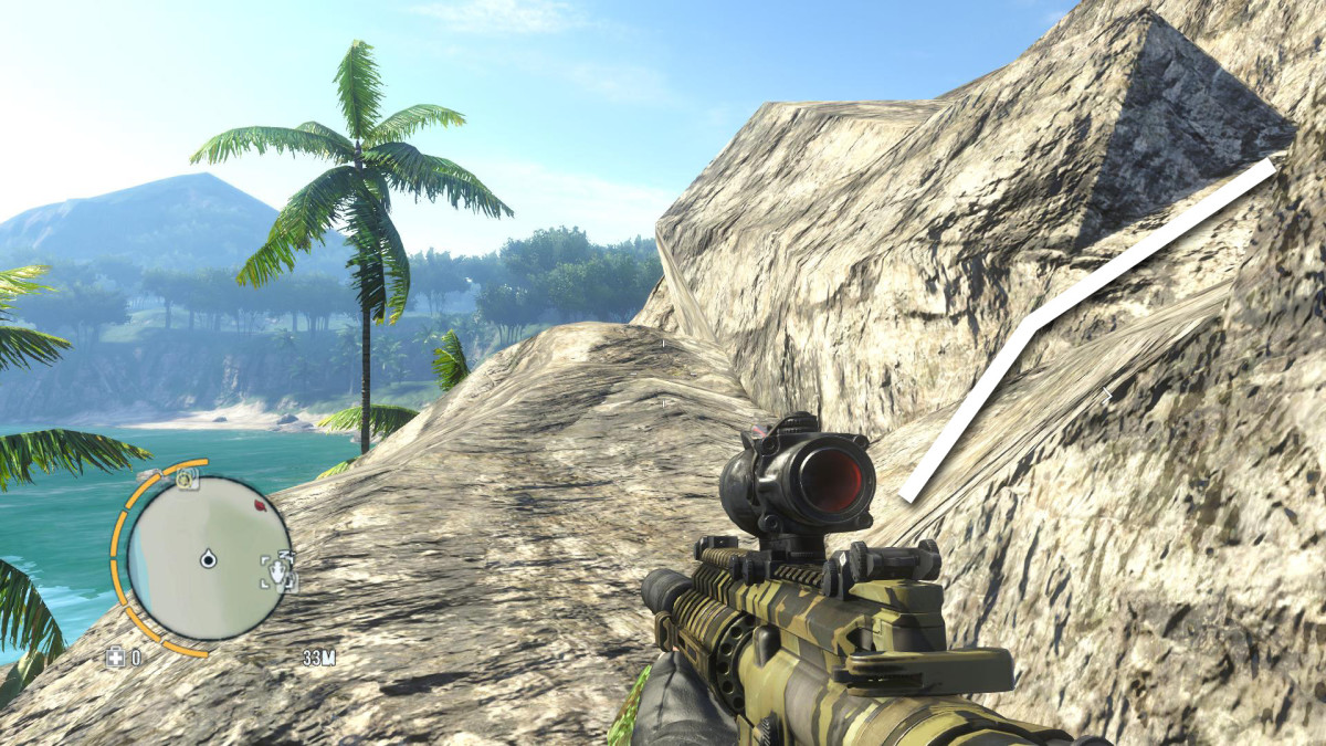 Archaeology 101 - Gameplay 03: Far Cry 3 Relic 114, Heron 24.