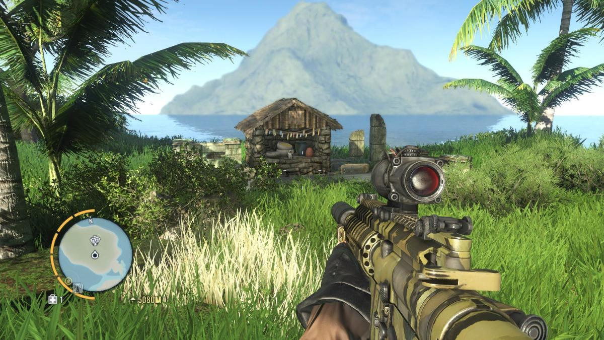 Archaeology 101 - Gameplay 05: Far Cry 3 Relic 95, Heron 5.