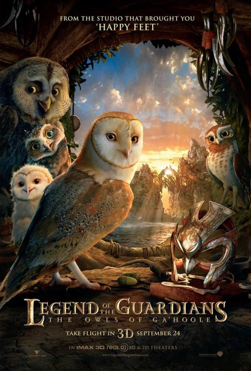 Legend of the Guardians (2010)