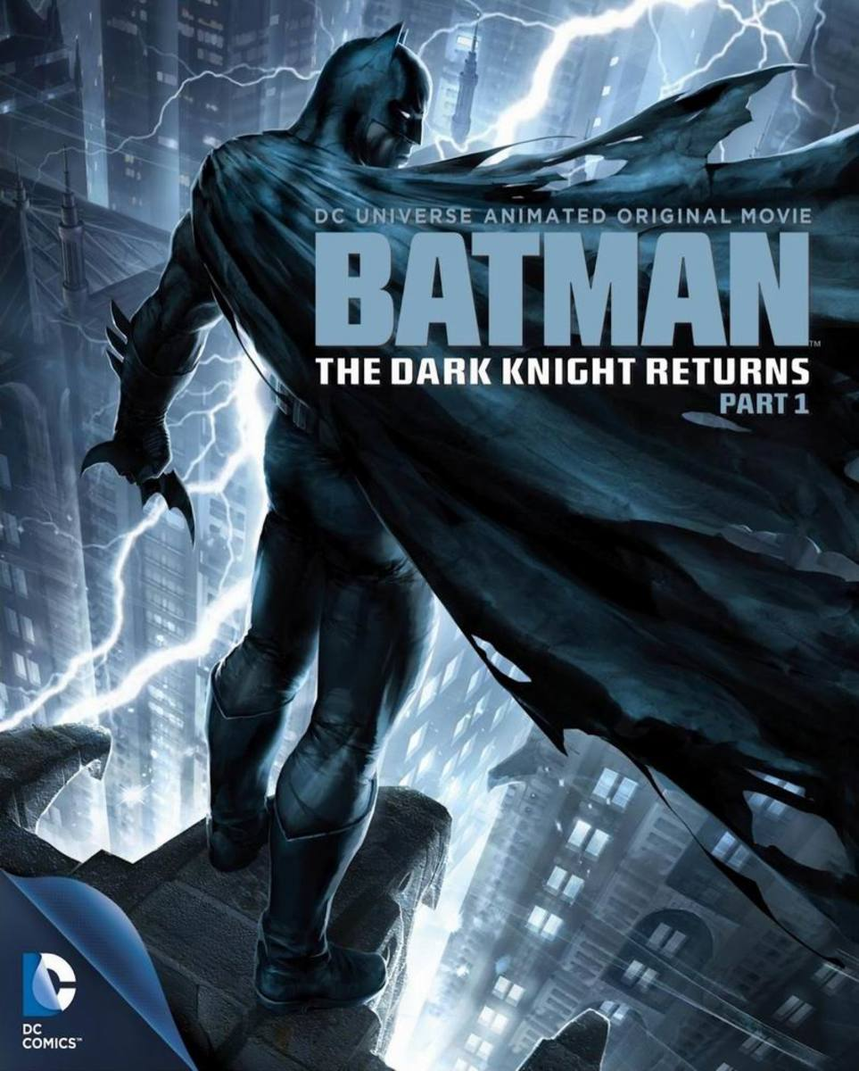 Batman: The Dark Knight Returns (2012)