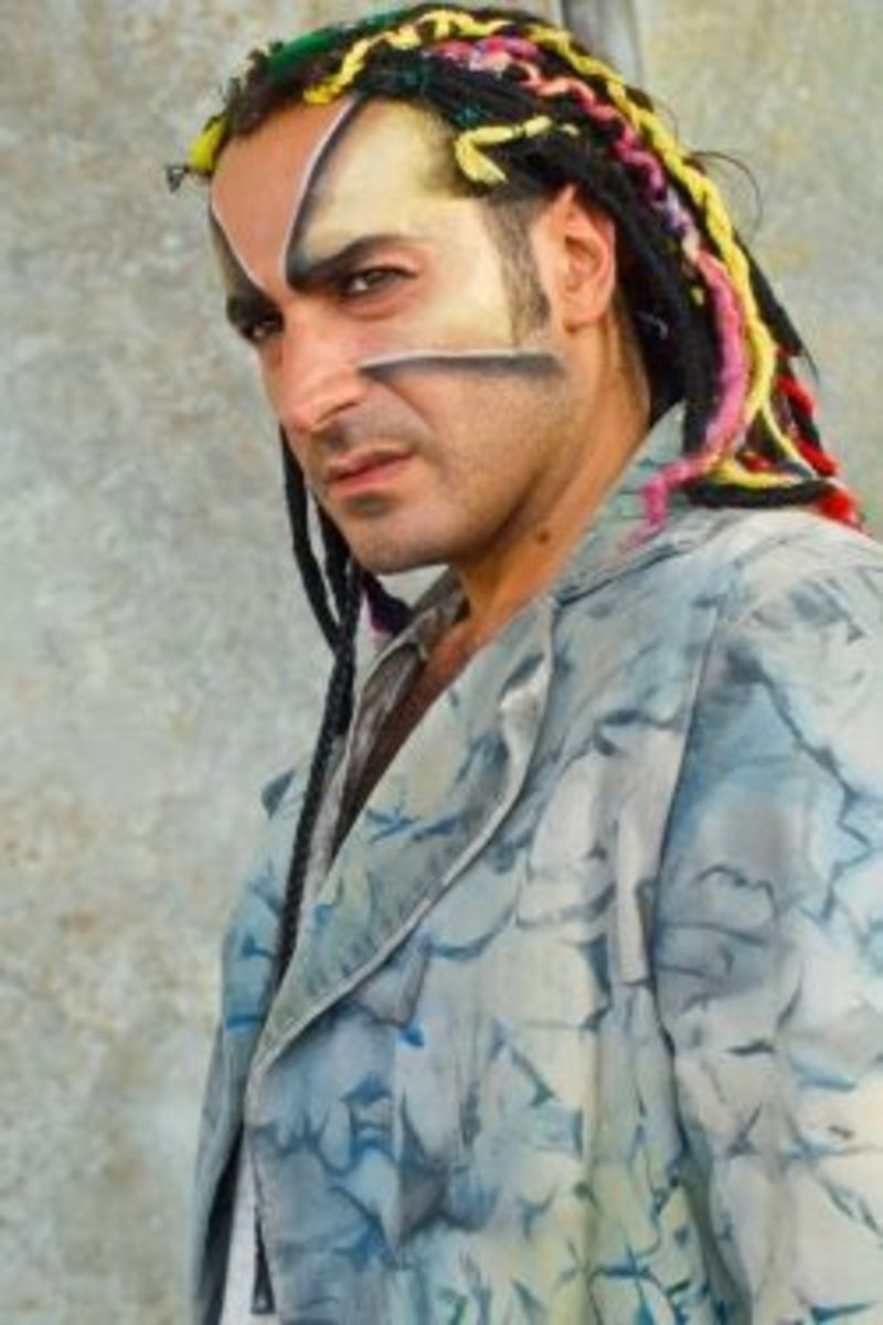 Aurelio Fierro JR as Clopin