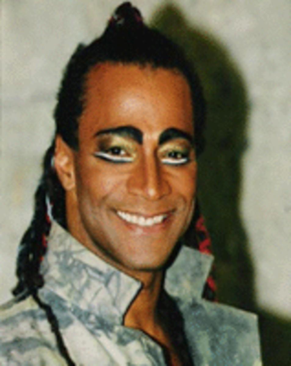 Roddy Julienne as Clopin