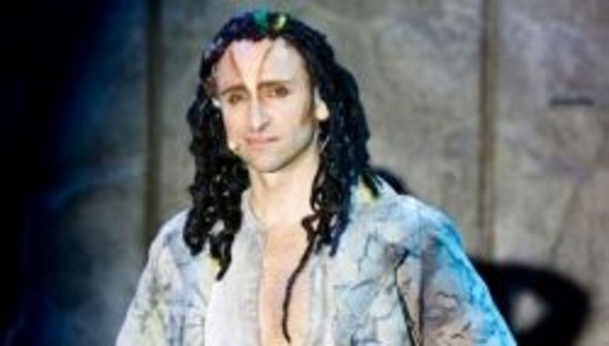 Lorenzo Campani  as Clopin