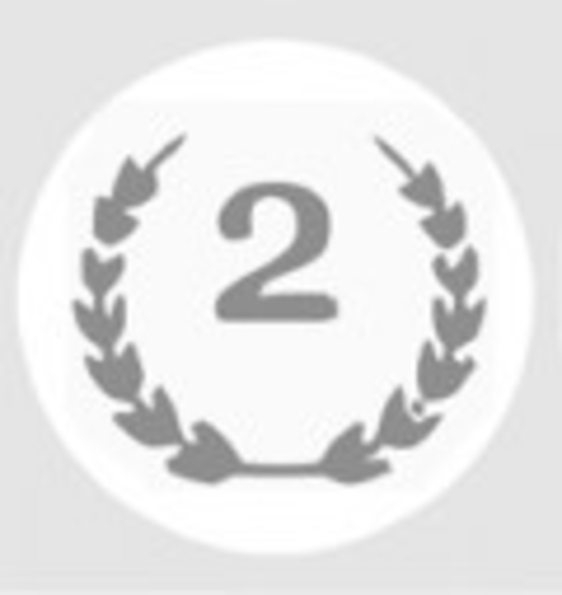 2 Years on HubPages Accolade