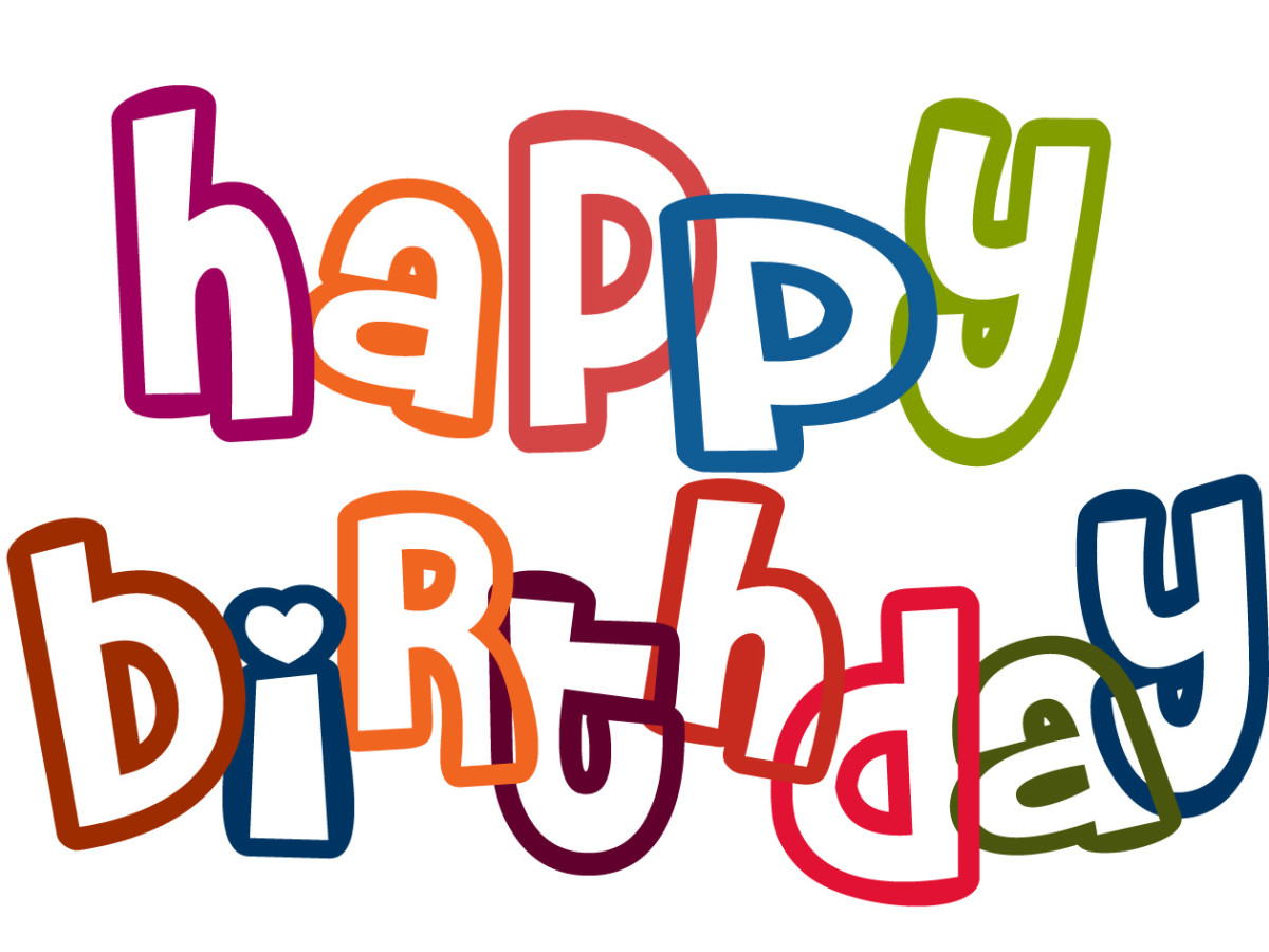 Cute Birthday Clipart for Facebook - Happy Birthday