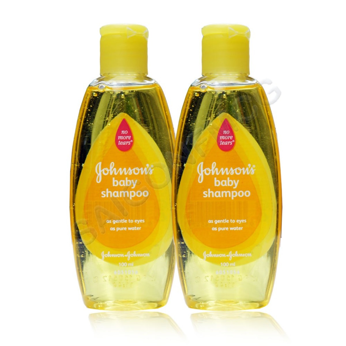 Ingredients in Johnson & Johnson baby shampoo have been shown to cause cancer.