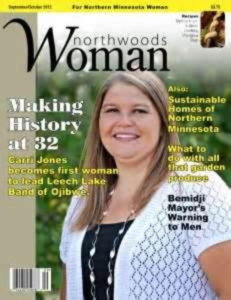 Carri Jones, Chairwoman, Leech Lake Indian Reservation