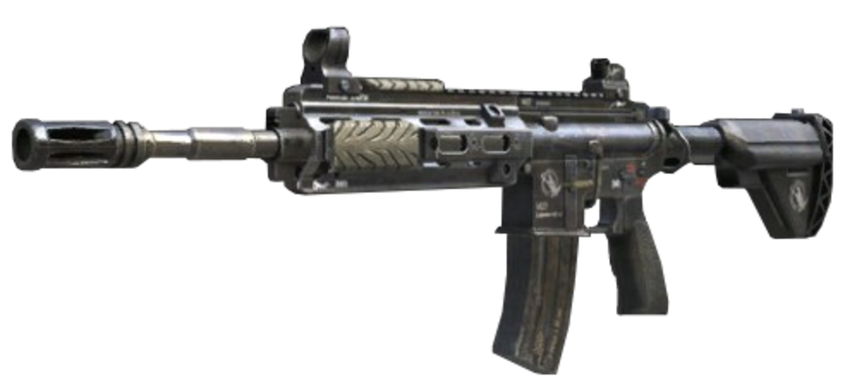 Best Class and Attachments For Call of Duty: Black Ops II(M27)