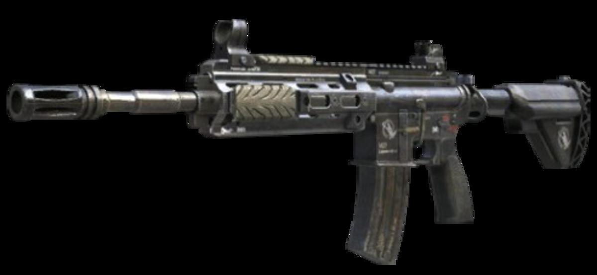 M27 Black Ops II