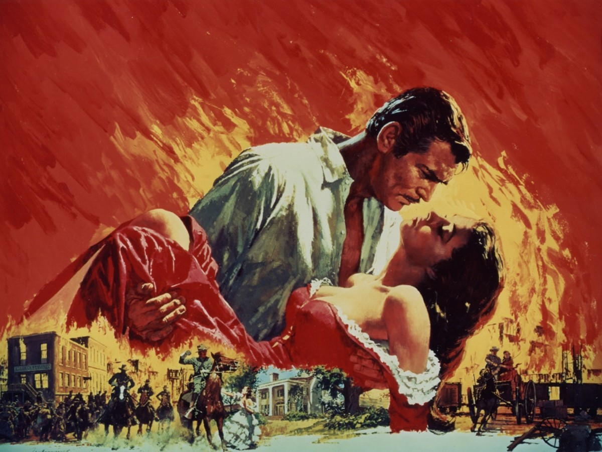 My Favorite, Favourite Book - Gone With the Wind: A Tale of Survival