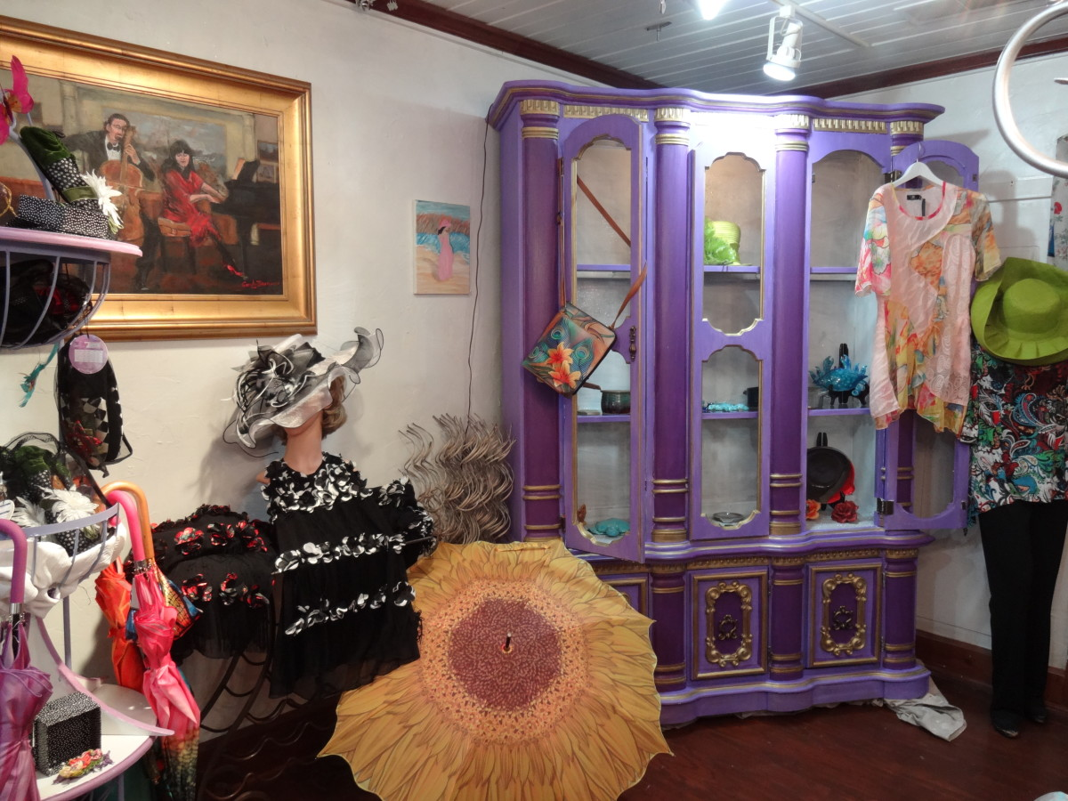 A Boutique Shop in Bluffton