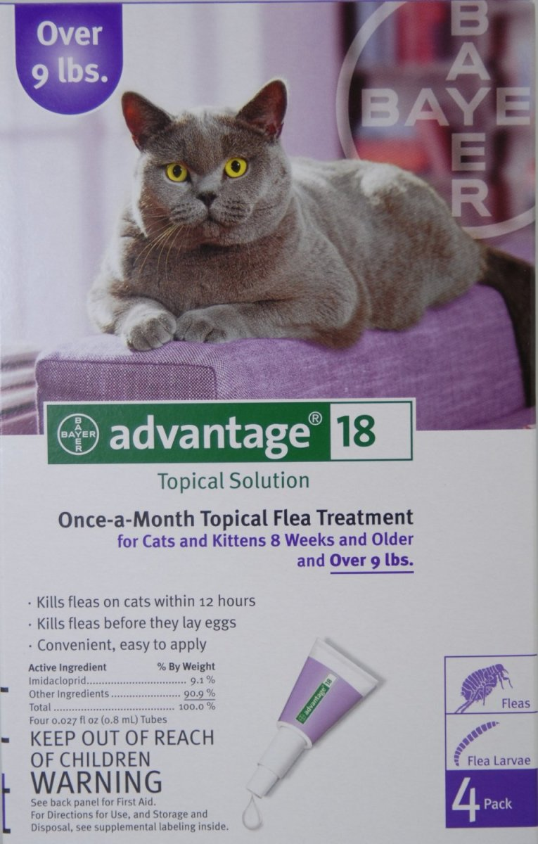 This pack size is a four month treatment but there are many pack sizes available.