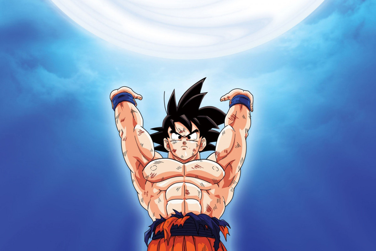 Son Goku Spirit Ball