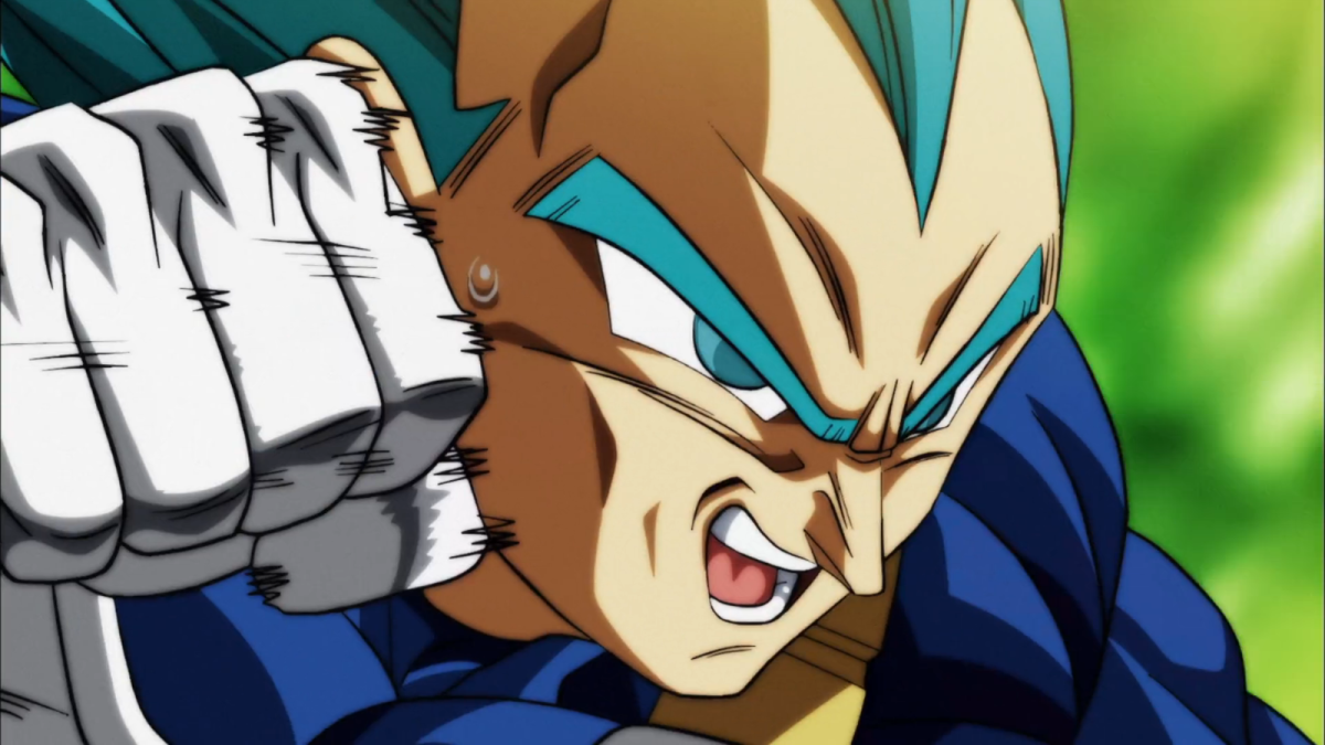 Vegeta Dragonball Super Wallpaper