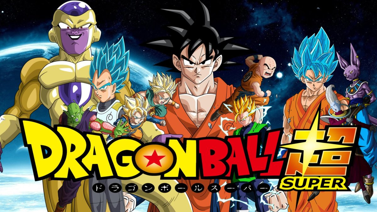 Dragonball Super characters wallpaper