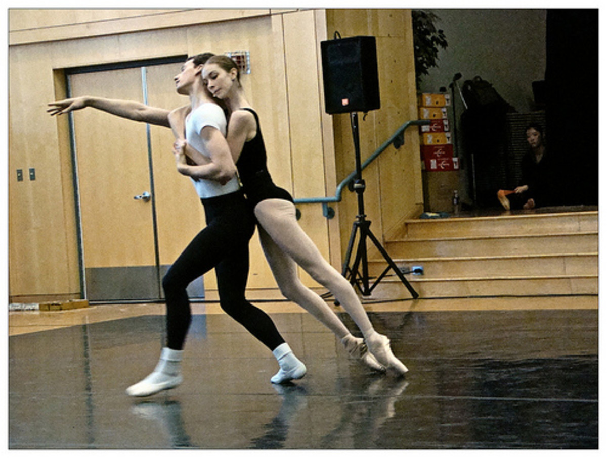 You can STILL  keep the black or solid-colored, ballet cut leotards over pink tights in ballet and welcome bra tops in most other types of dance in your studios.