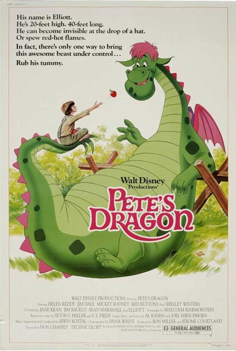Pete's Dragon (1976)