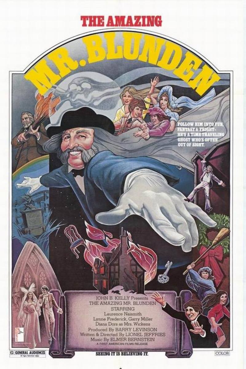 The Amazing Mr. Blunden (1972)