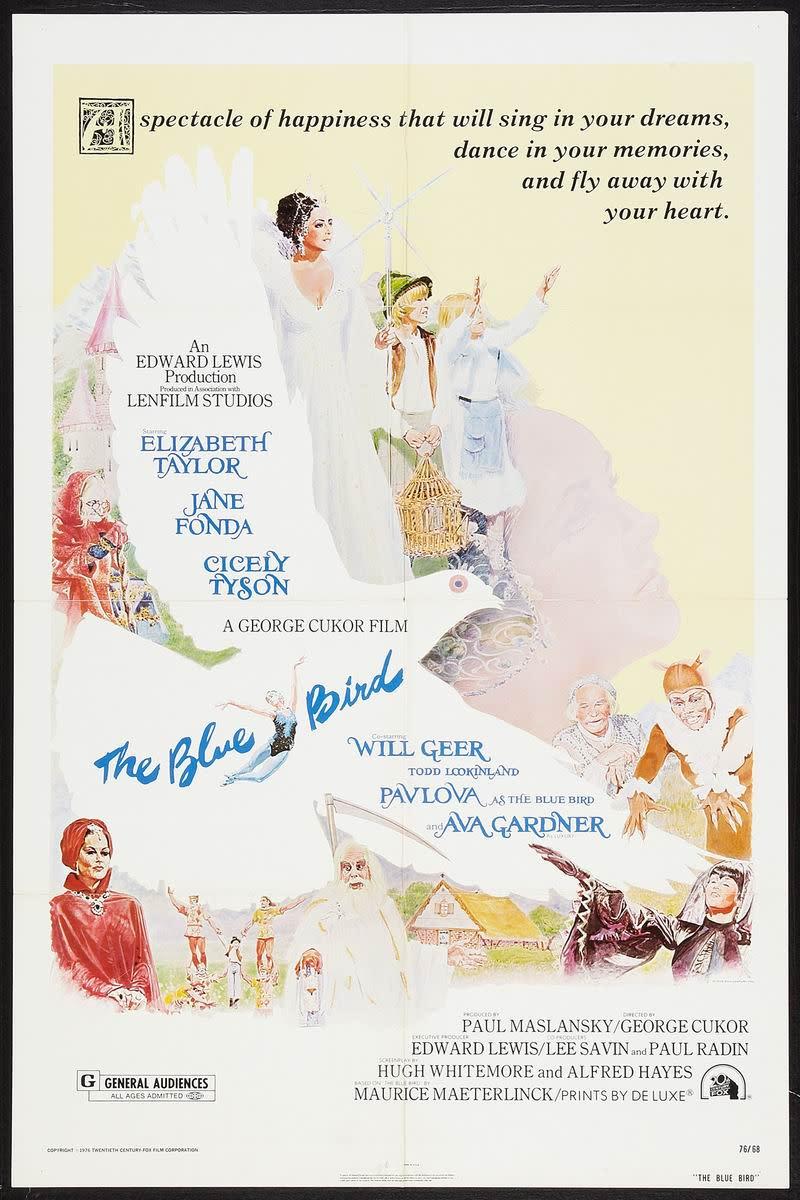 The Blue Bird (1976)
