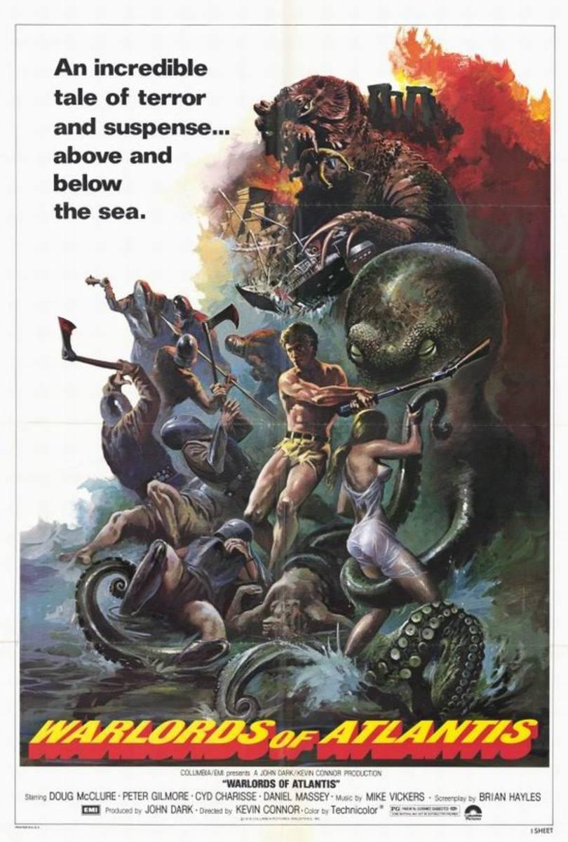 Warlords of Atlantis (1978)