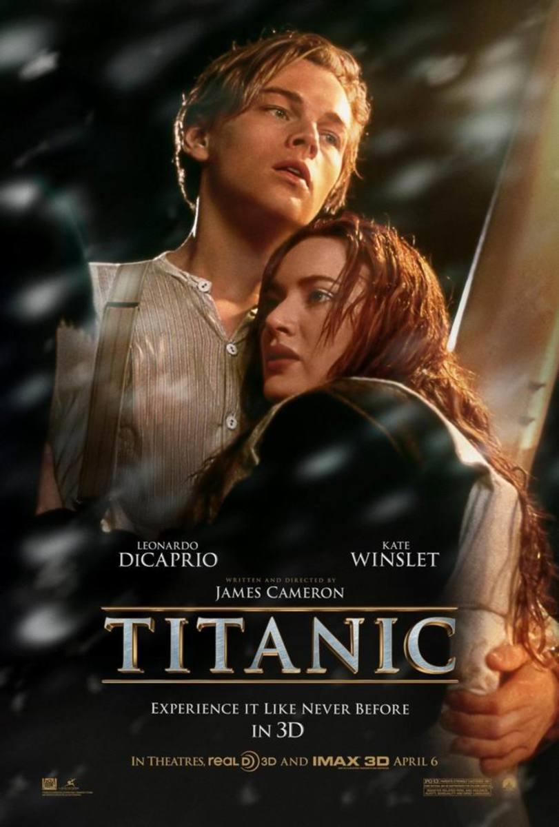 Titanic (1997) 3D re-release