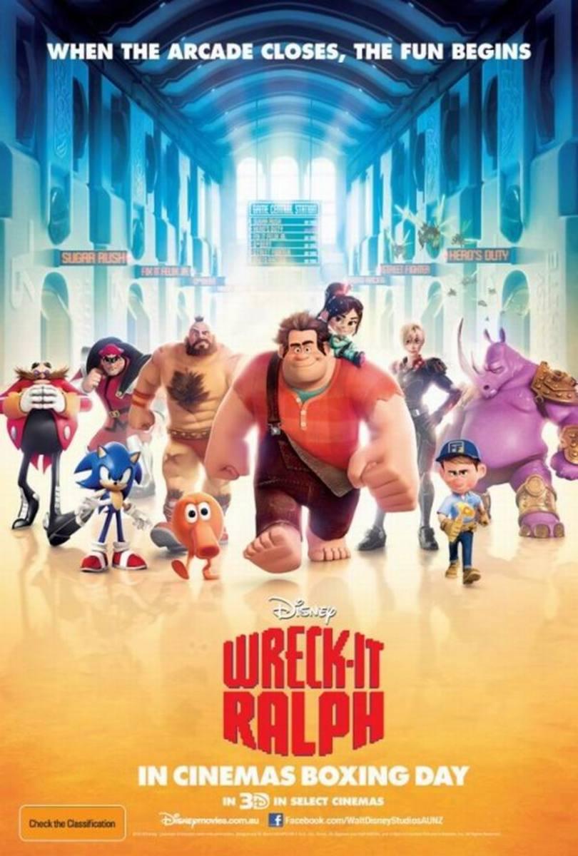 Wreck-it-Ralph (2012)
