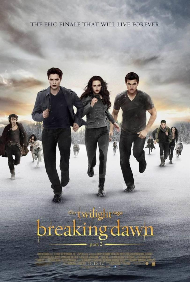 The Twilight Saga: Breaking Dawn P.2 (2012)