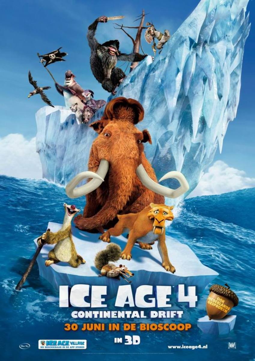 Ice Age 4 Continental Drift (2012)