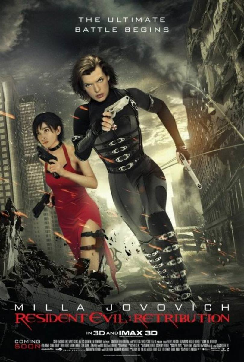 Resident Evil Retribution (2012)