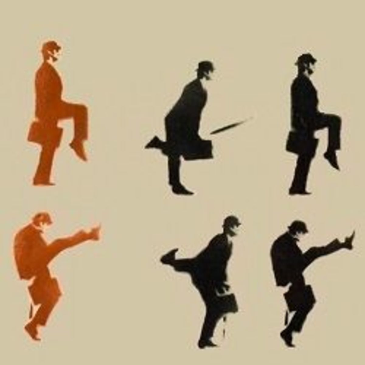 International Silly Walk Day
