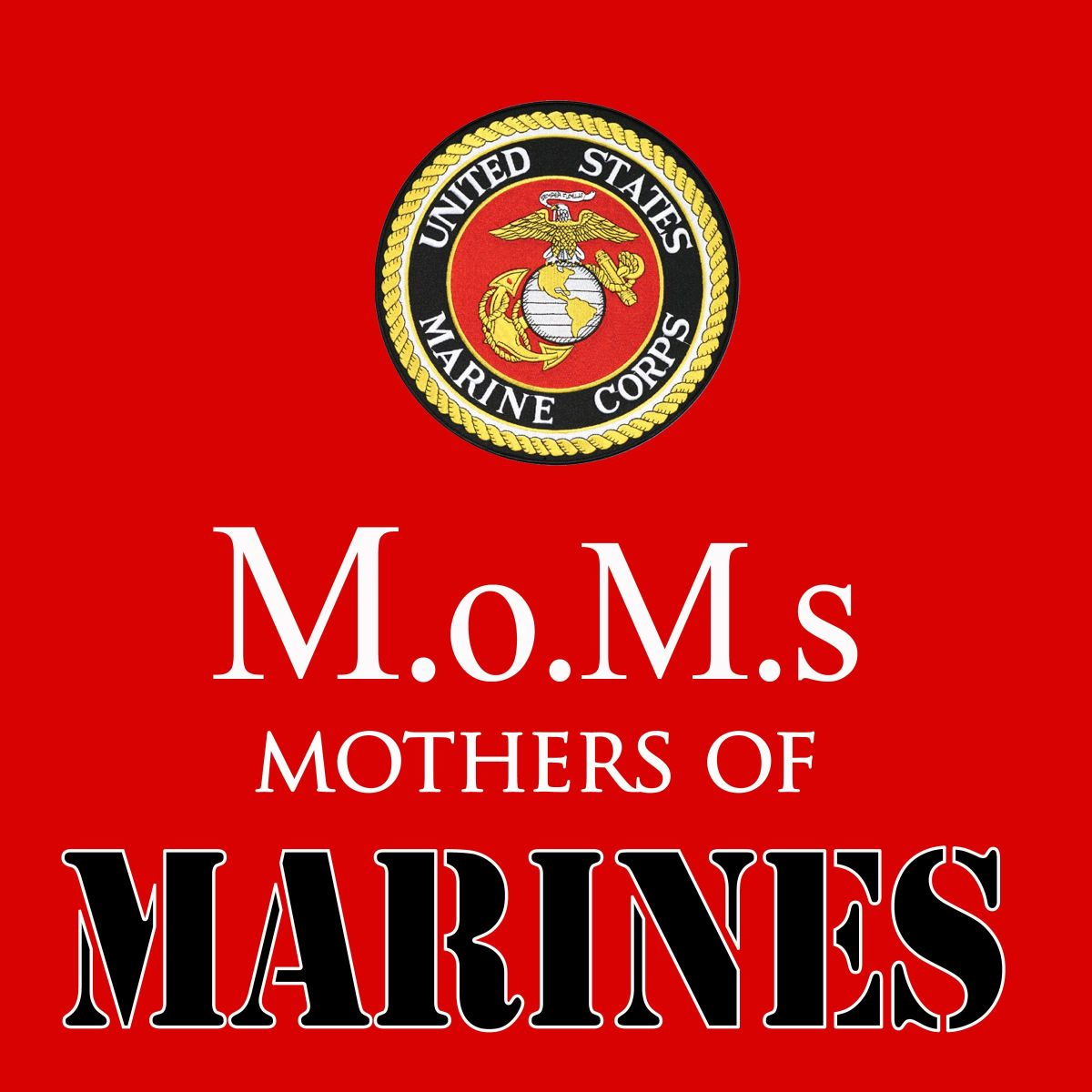 Click to Order Marine Mom gifts and products