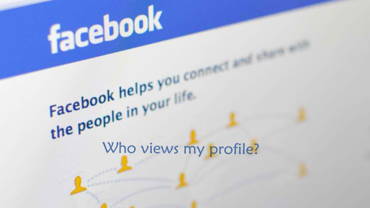 Find out Who views your Facebook profile