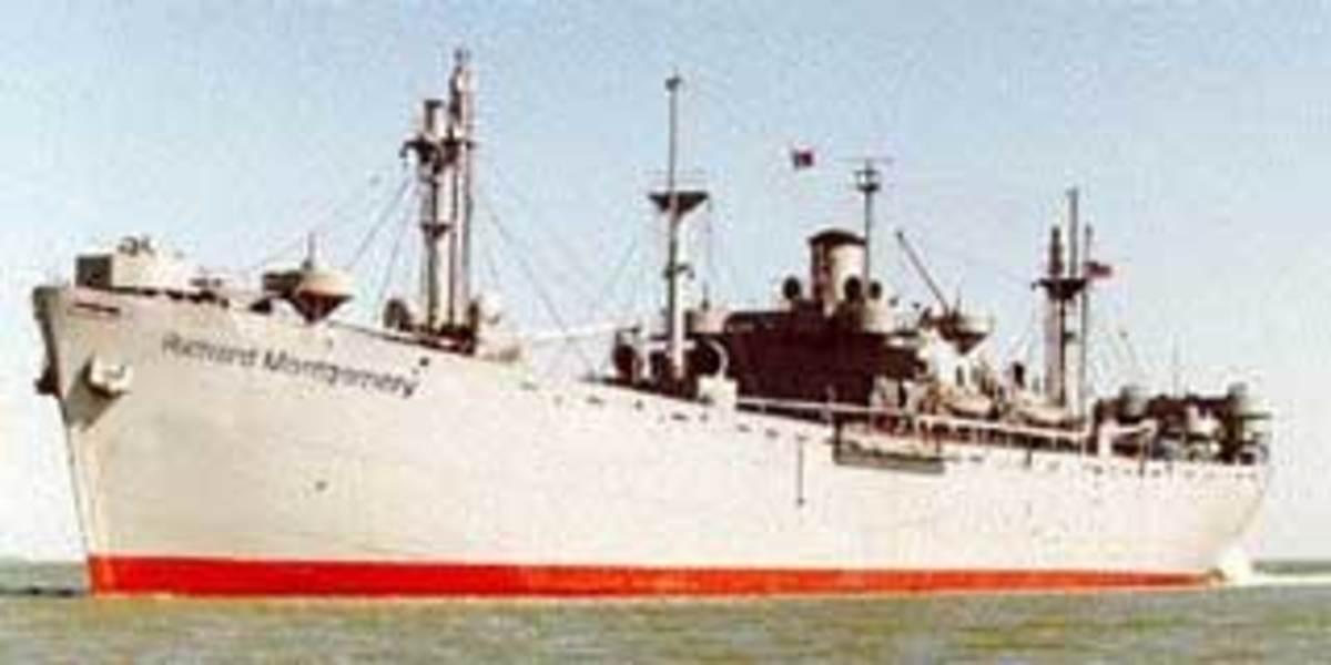 SS Richard Montgomery