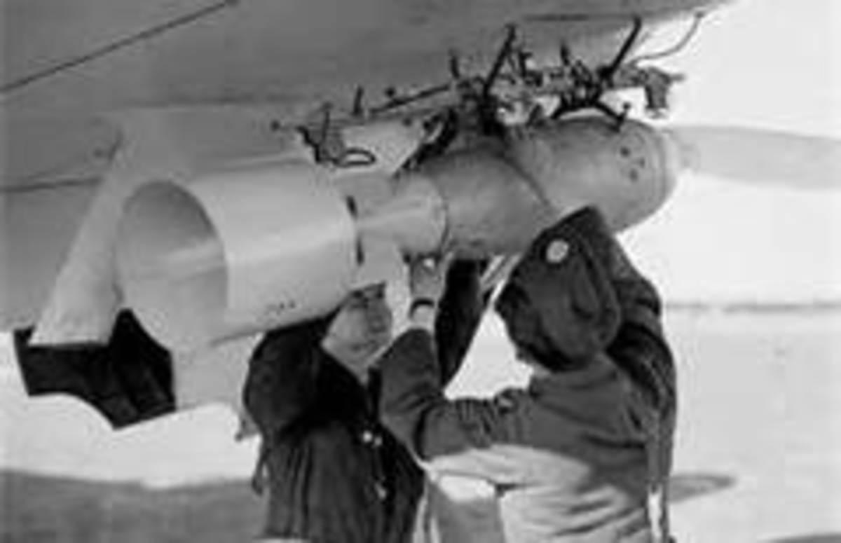 250lb General Purpose bomb