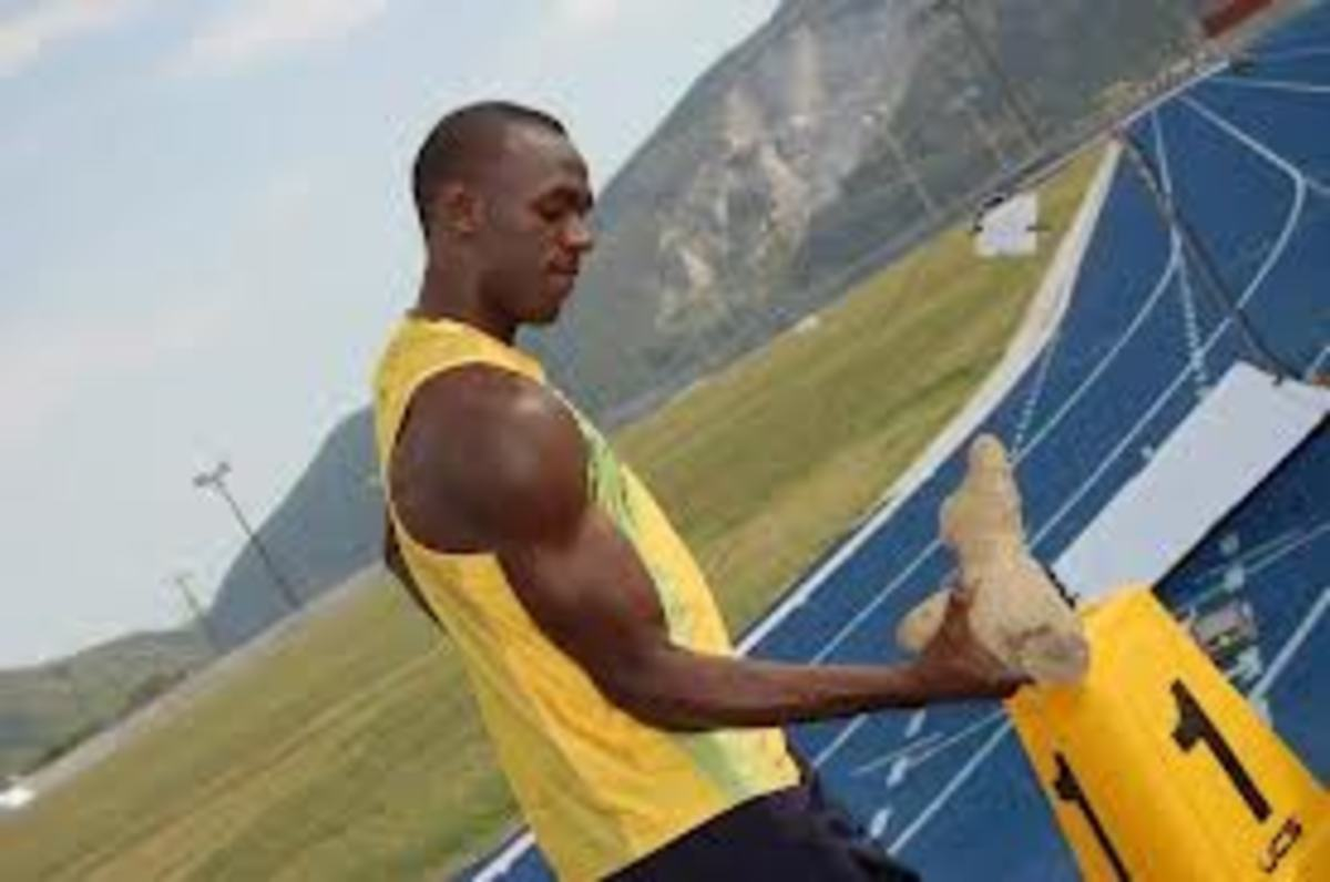 World Fastest Runner, Jamaica's Usain Bolt's Father credited Usain's  speed to a diet of Yellow Yams.