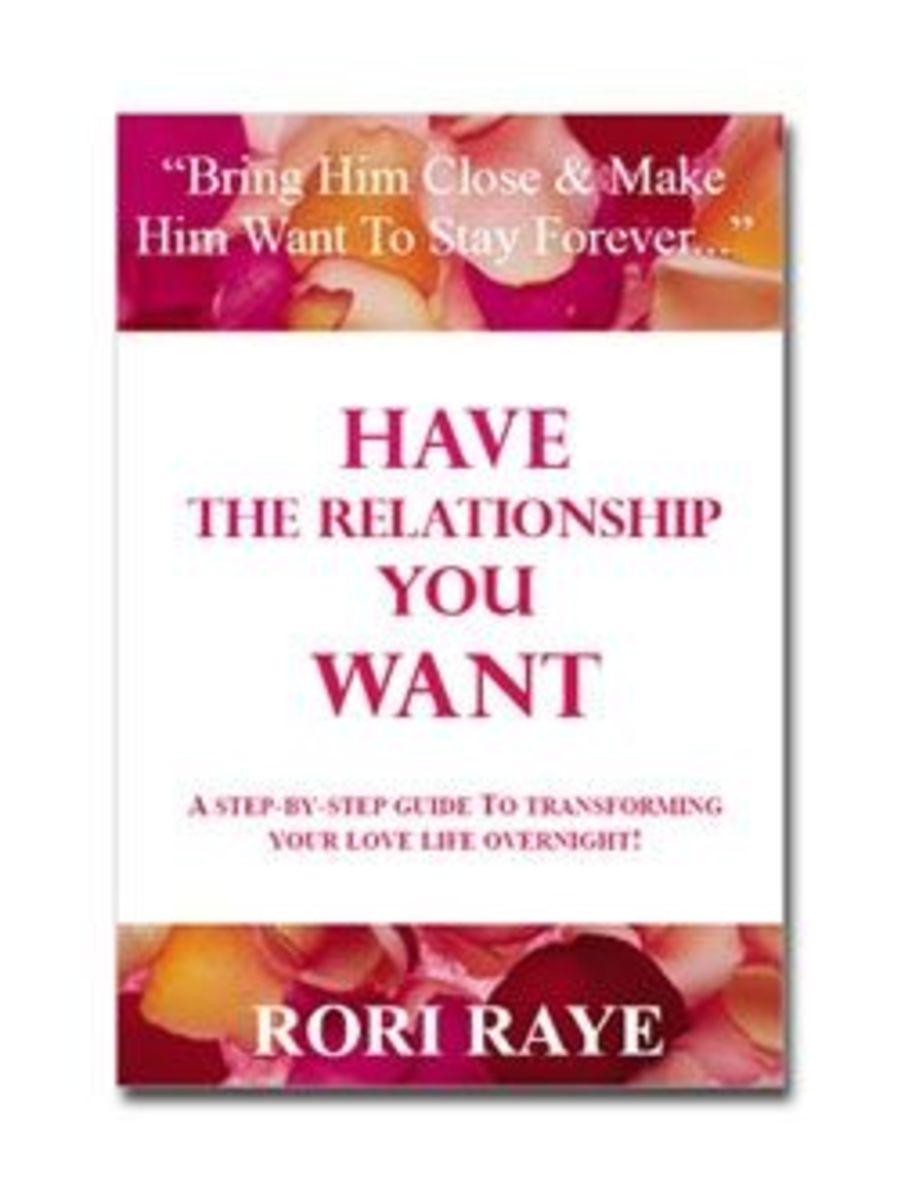 Have the Relationship You Want ebook My Personal Review