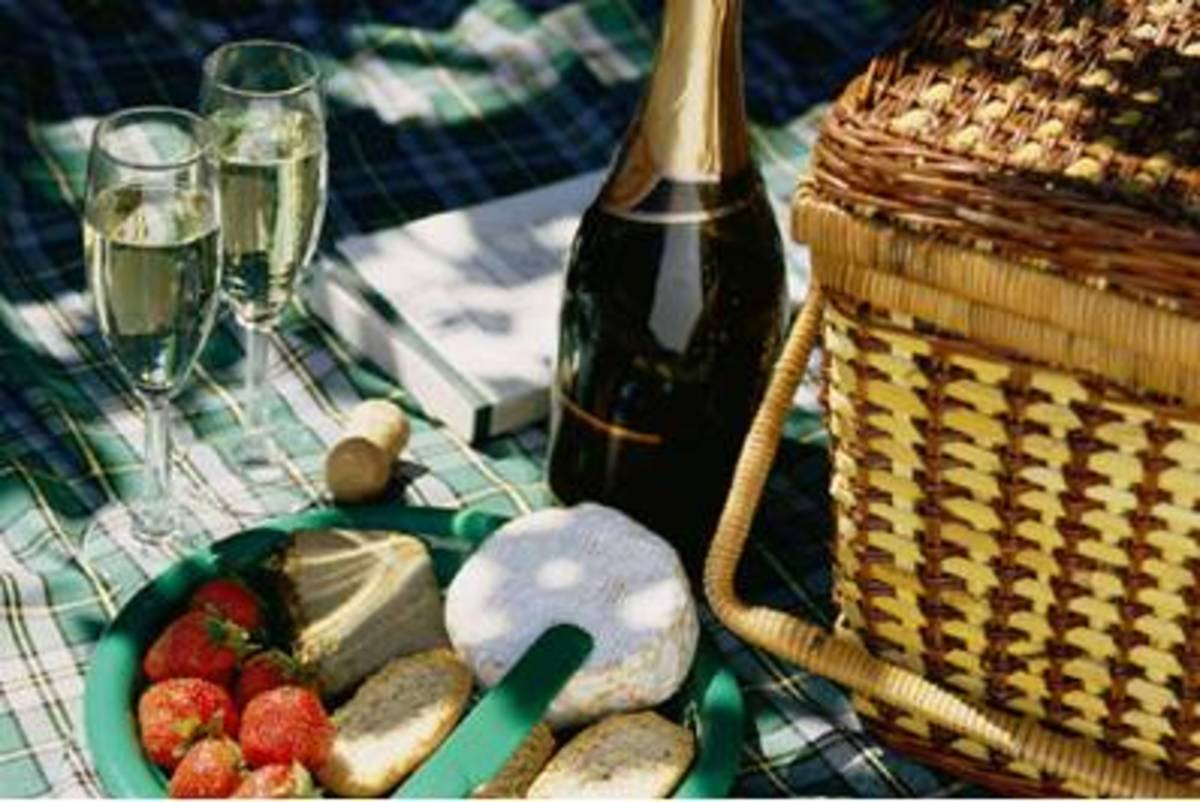 picnic-style