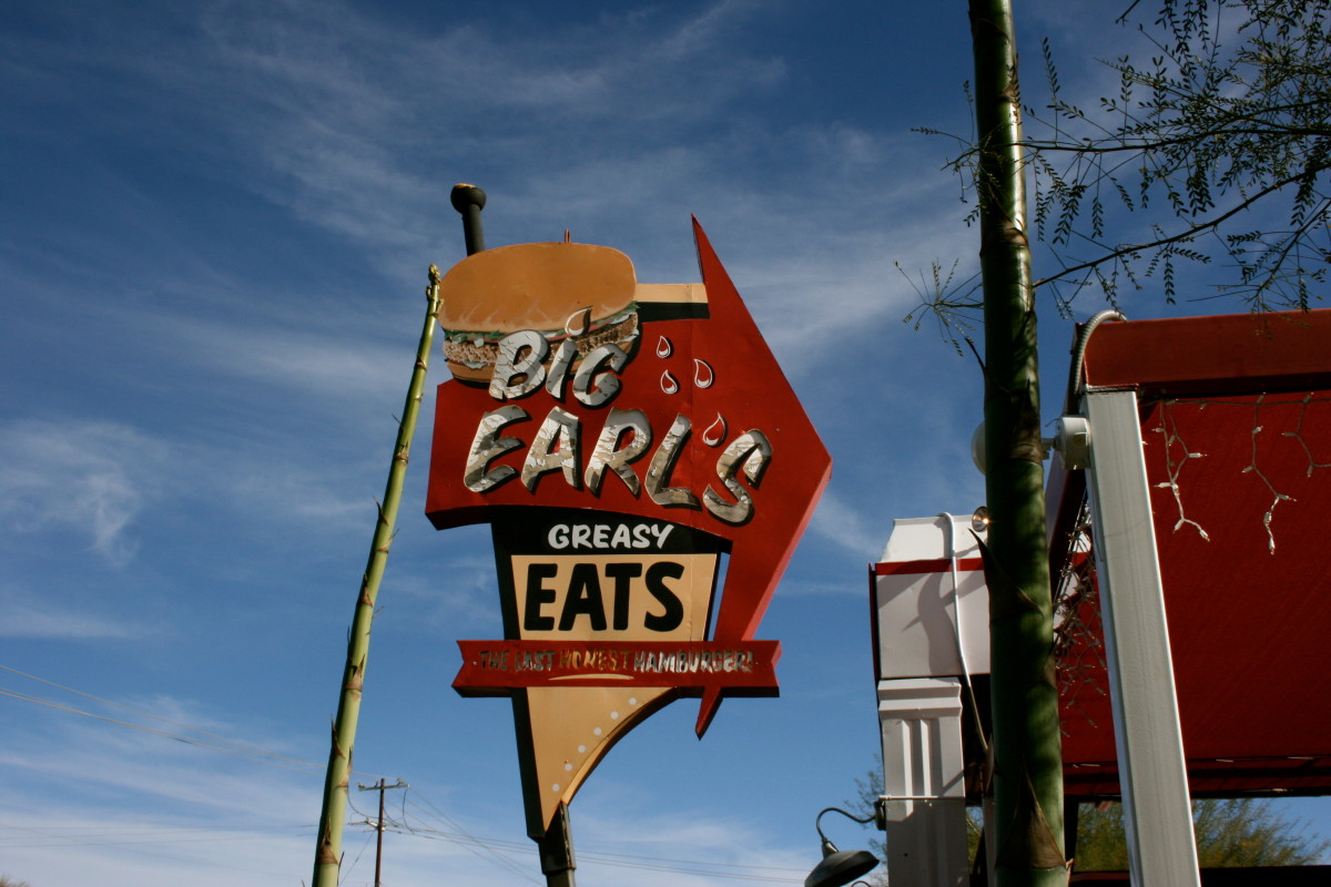 Don't you wish YOUR town had a Big Earl's Greasy Eats?