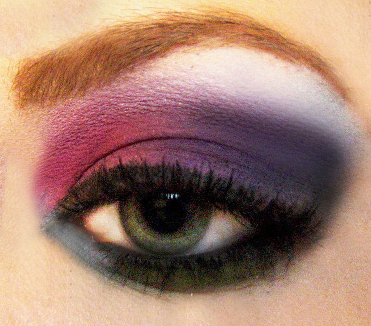 The Smokey Eye Look