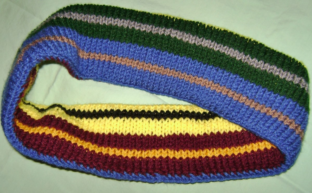 Cowl in House Colors